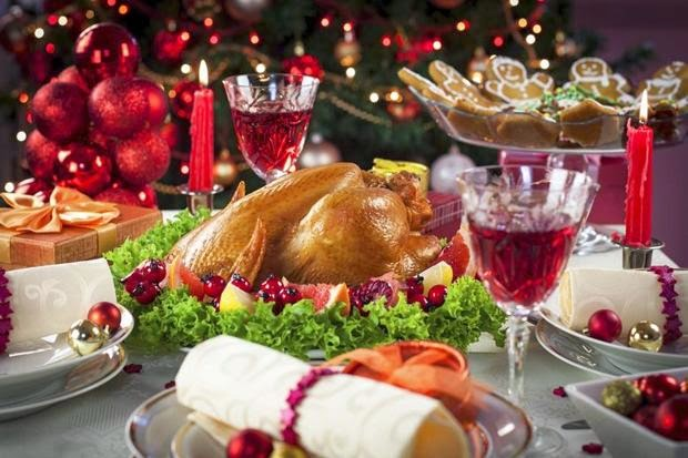 Falling food price inflation rings in Christmas cheer
