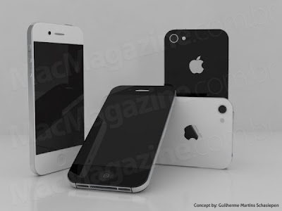 Apple iPhone 5 Images Leaked