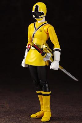 S.H.Figuarts Shinken Yellow