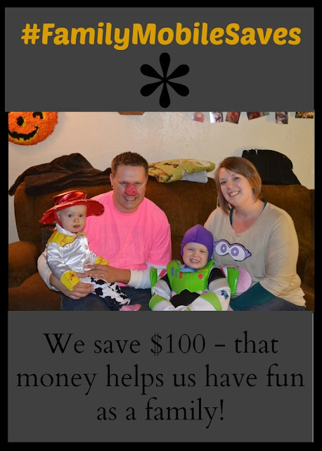 #ad #familymobilesaves #shop #cbias Walmart Family Mobile
