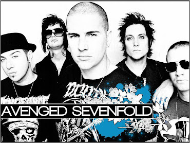 #8 Avenged Sevenfold Wallpaper