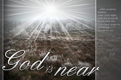 Tuhan Engkau Tak Jauh