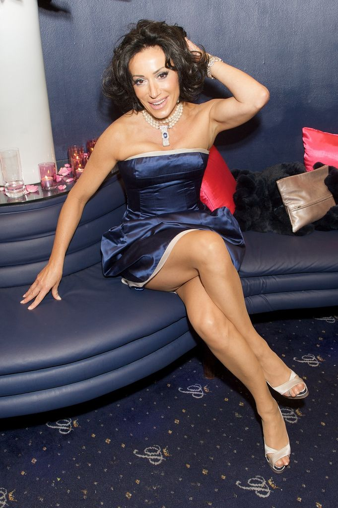 Nancy Dell'Olio at the Terrence Higgins Trust Supper Club Flickr
