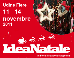 Idea natale a udine fiere natale 2017 for Fiera udine 2017