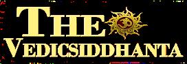 The Vedic Siddhanta