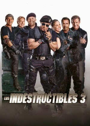 Los Indestructibles 3 2014   [Latino] (Descargar Gratis)