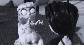 weird girl, bad cat, cat poo, cat dreams, homage, tim burton