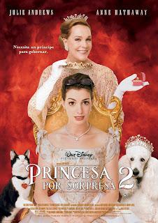 Ver Película El Diario de la Princesa 2 Online Gratis (2004)