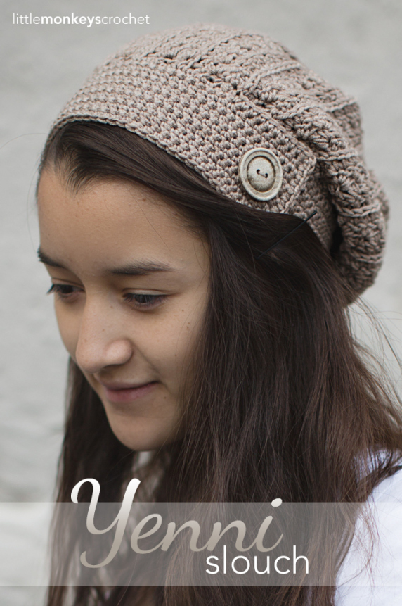 Crochet Patterns Light Weight Yarn : ... Wife: Crochet Hat Patterns for Women Using Lightweight Yarn