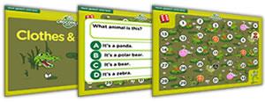 При помощи этих игр вы пополните словарный запас и потренируетесь в употреблении грамматики