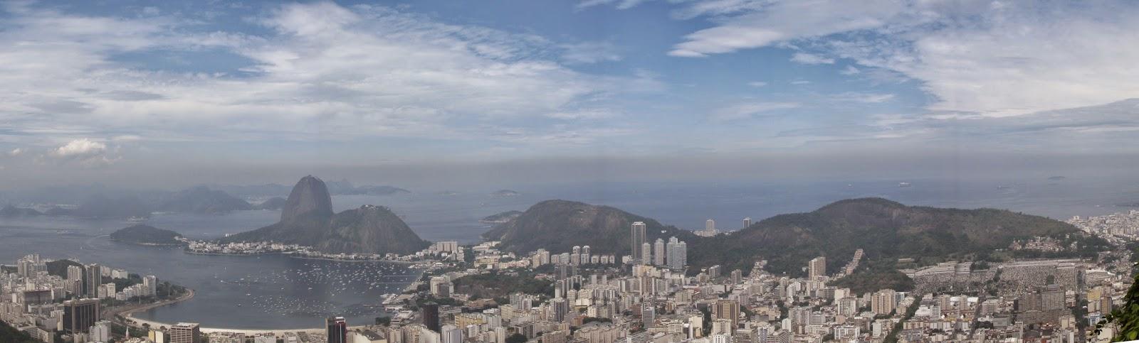 Rio de Janeiro panoram
