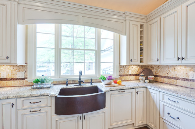 Preciosas cocinas de cobre para un resplandor c lido en su for Articulos de decoracion de cobre