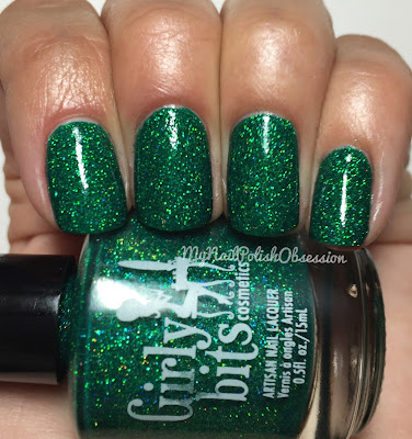 Girly Bits Holiday Magic: Jiminy Christmas