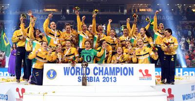 Brasil campeón mundial femenino !! | Mundo Handball