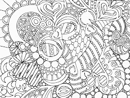 Mandala Coloring Pages For Adults Printable