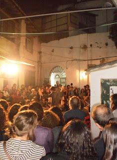 flamenco, underground, sevilla, castellar