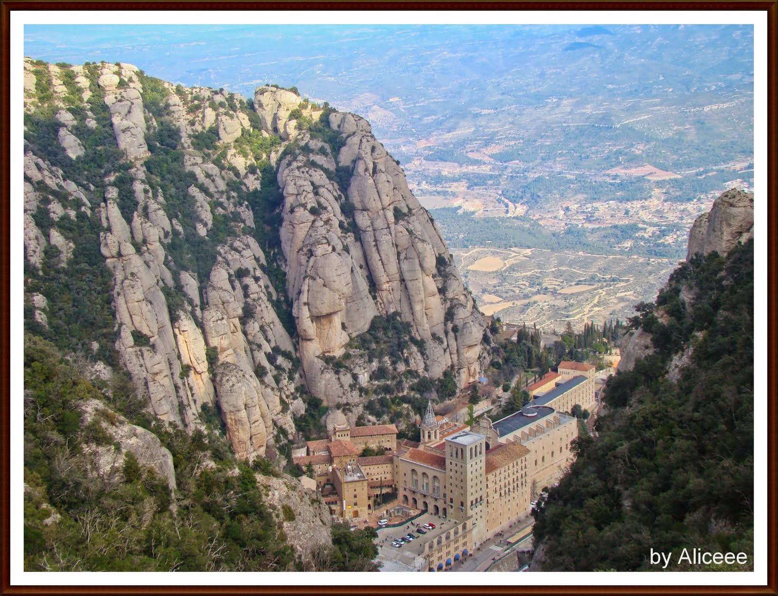 manastirea-montserrat-spania