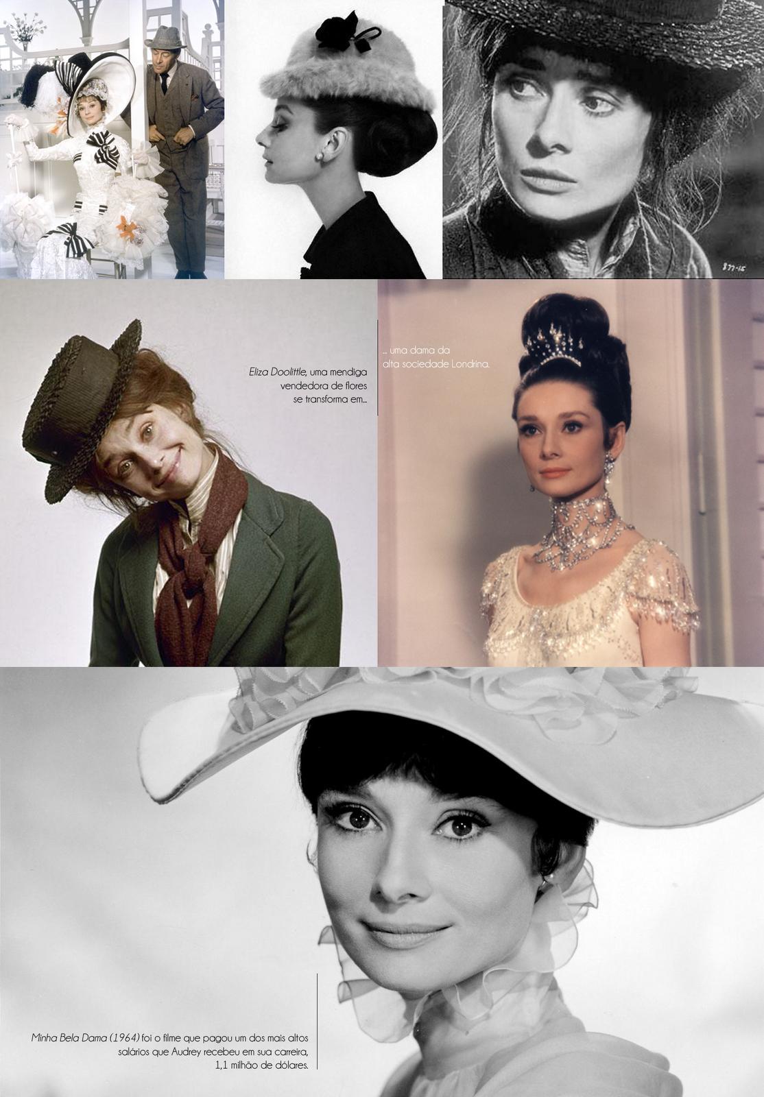 Todos os vestidos maravilhosos de Audrey