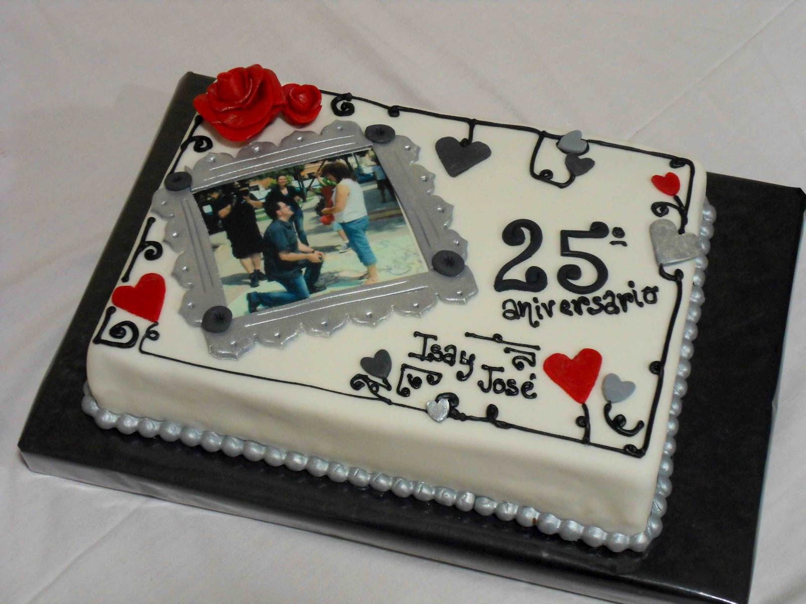 Dulces placeres tartas octubre 2012 for Detalles de aniversario de bodas