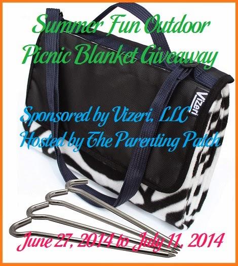 Picnic Blanket Giveaway