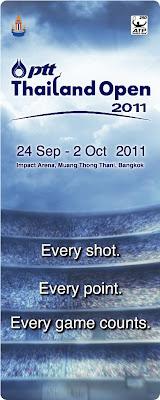 PTT Thailand Open 2011