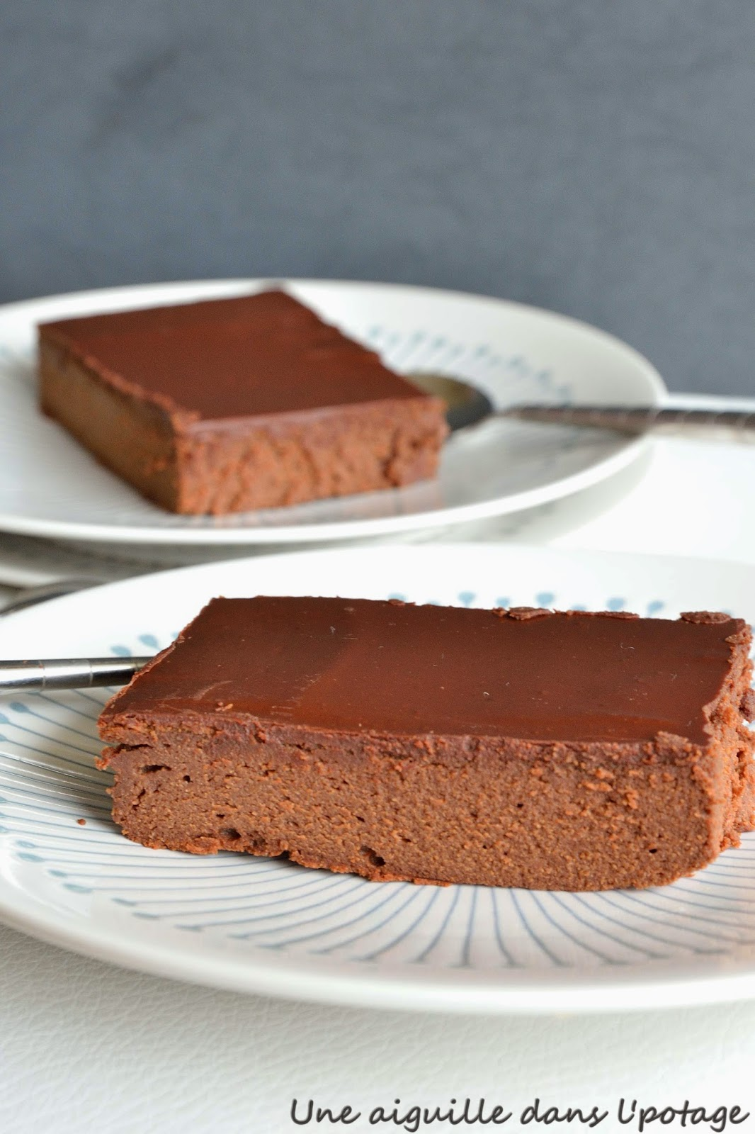 gâteau chocolat mascarpone chef pâtissier