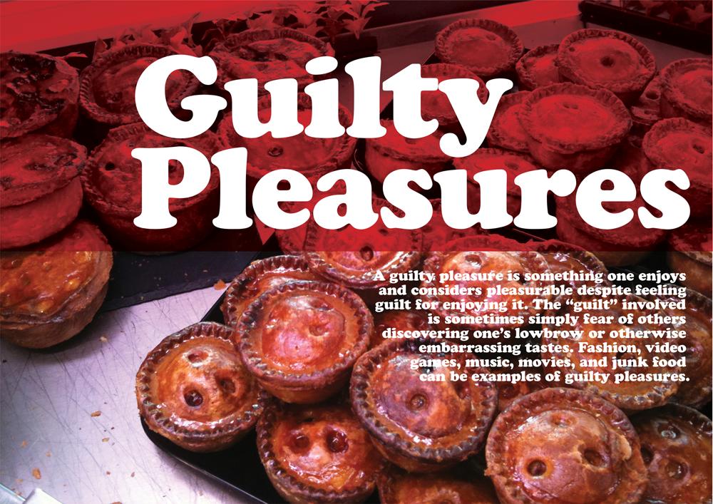 James Brook Design Guilty Pleasures