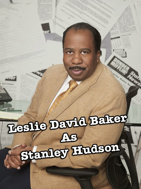 Cast Bio: Leslie David Baker