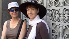 Deux volontaires en découverte de Lima!