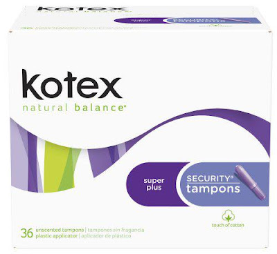 Kotex Tampons Infected, Stolen, Resold
