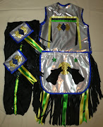 My Son'sTraditional Regalia