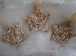 Antique Pearl Ornaments