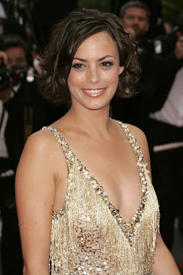 French actress Berenice Bejo