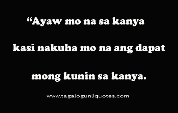 Love Quotes For Husband: Love Quotes For Him Break Up Tagalog