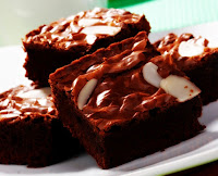 Kue brownies  Panggang