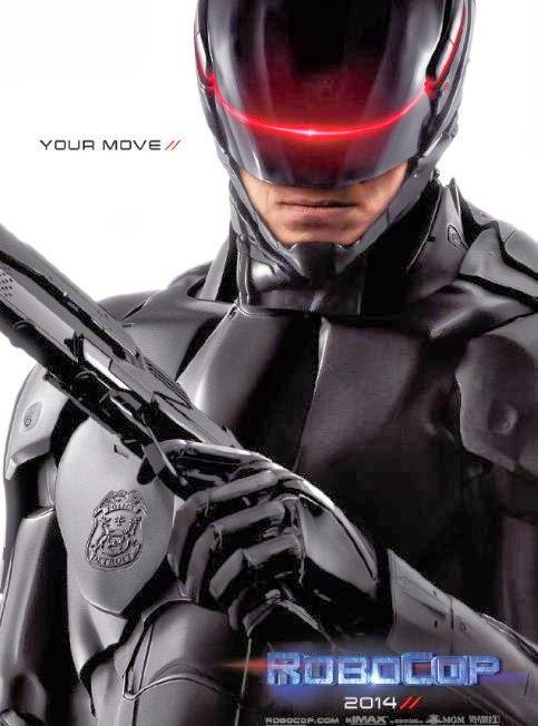 Free Download New Movie : Robocop 2014 CAM