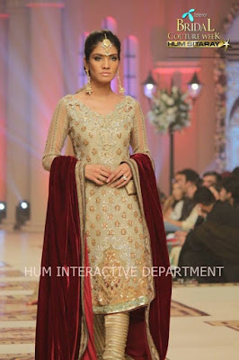 Best South Asian Fancy Dresses 2016-2017 For Girls