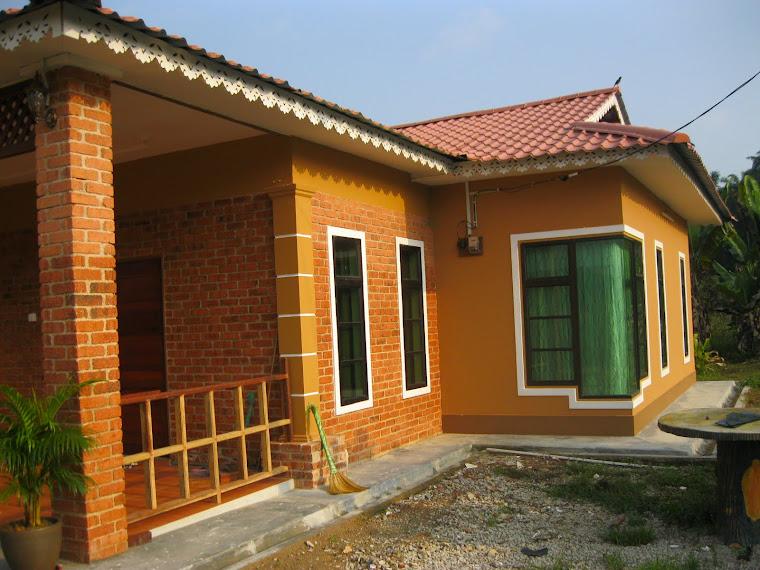 Konsep bungalow