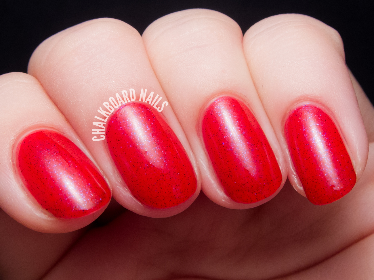 Contrary Polish Beach Blanket via @chalkboardnails