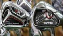 R9 Supermax / Burner 2.0 iron set