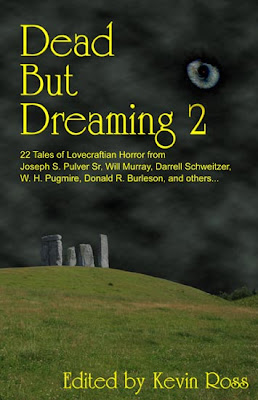 Dead But Dreaming 2, 2011, copertina