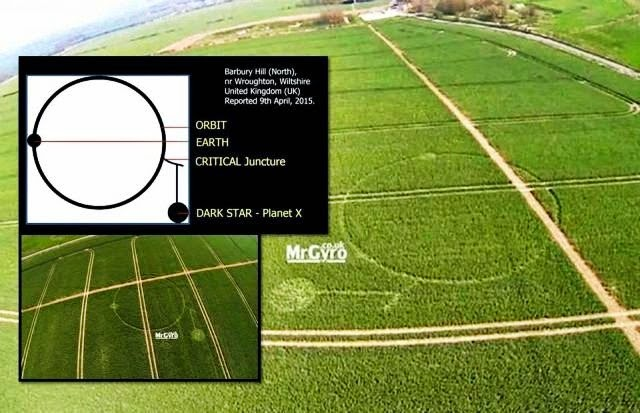 First crop circle of 2015 in barbury hill wiltshire uk decoded first crop circle of 2015 in barbury hill wiltshire uk decoded april 9 2015 publicscrutiny Choice Image