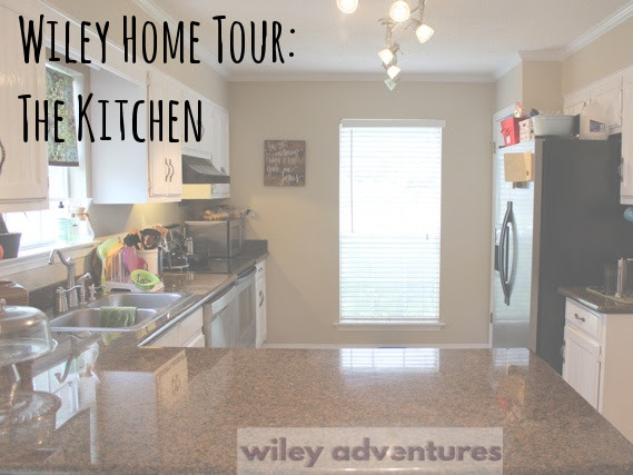 Wiley Home Tour: The Kitchen