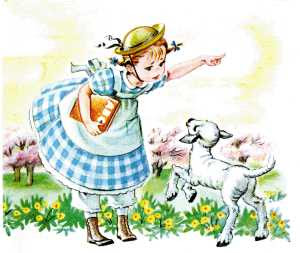 Mary Had A Little Lamb Nursery Rhyme Song