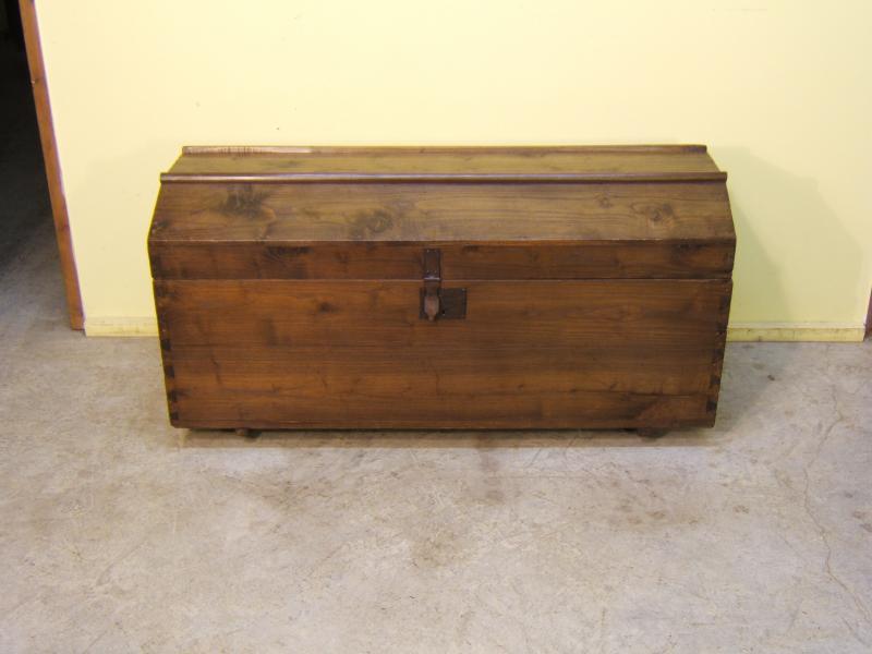 Crea y decora en madera ba les de madera - Fotos de baules ...