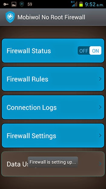 firewall mobiwol android