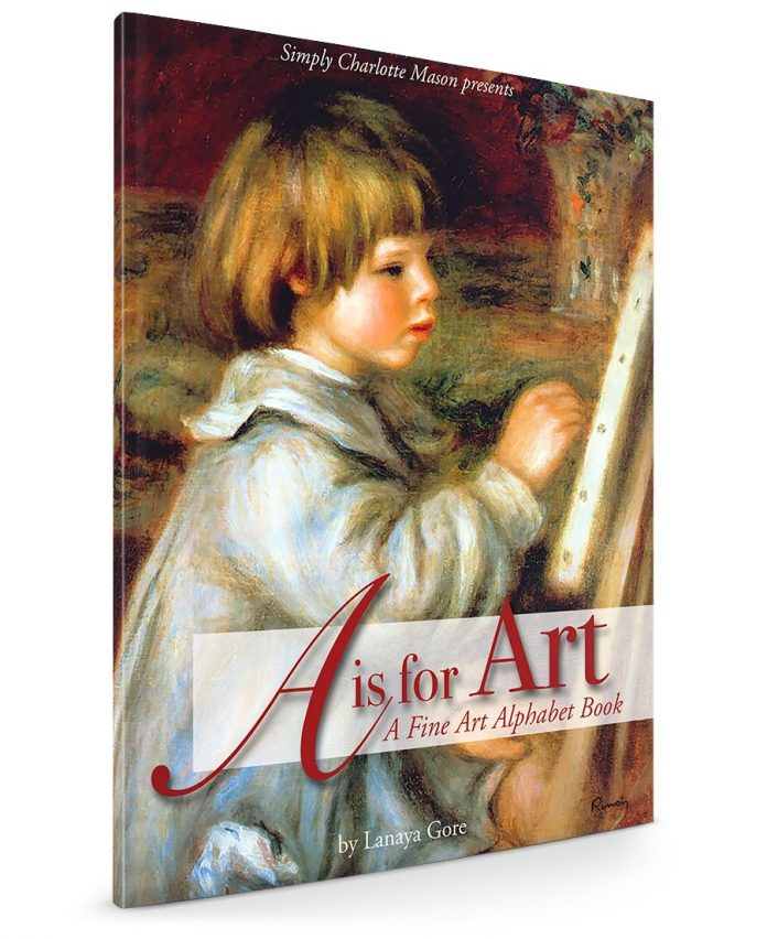 A Is for Art: A Fine Art Alphabet Book