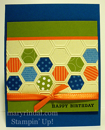 honeycomb folder, hexagon, kids birthday, sale-a-bration