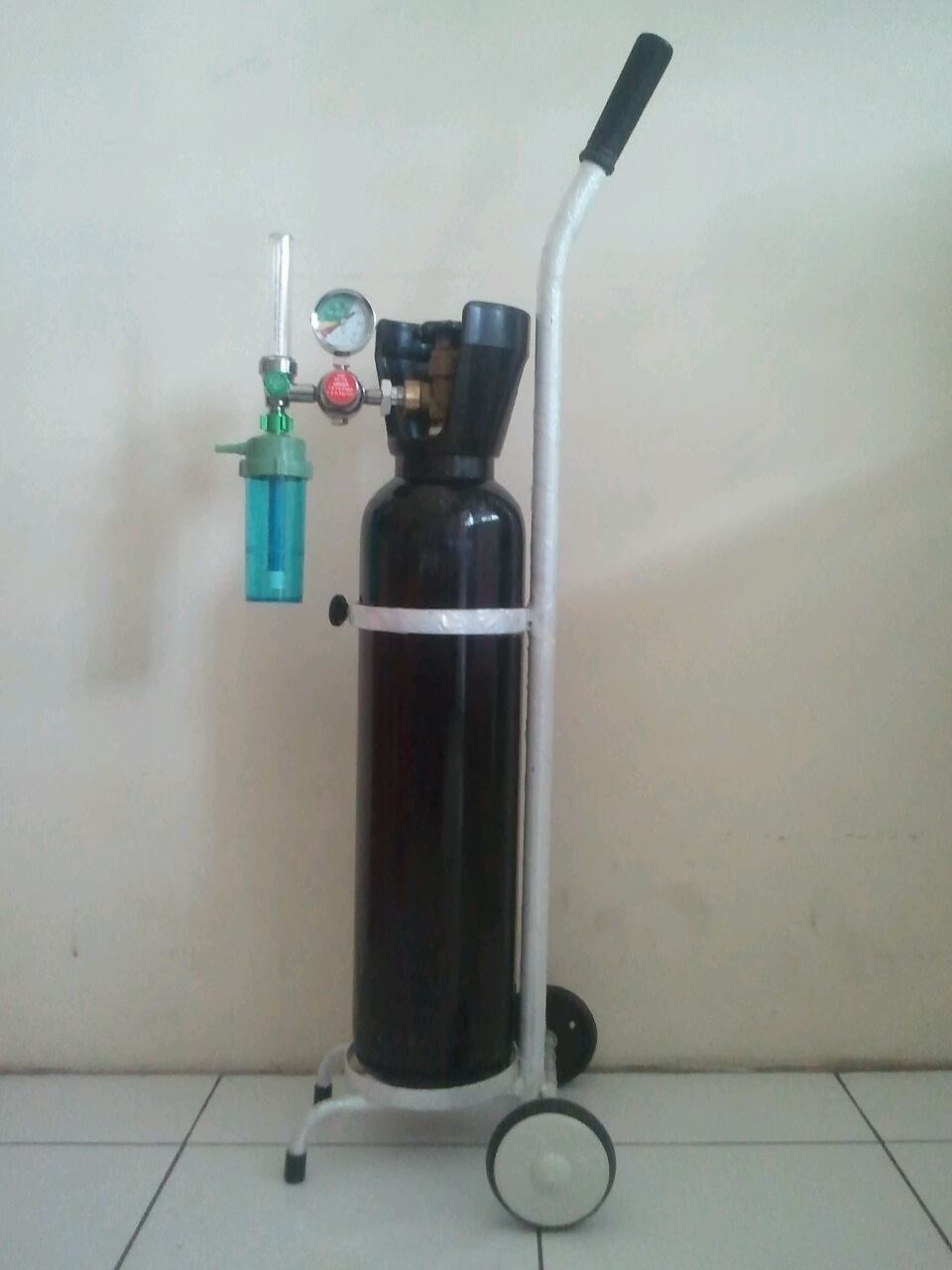 Tabung Gas Portable : Tabung oksigen medis