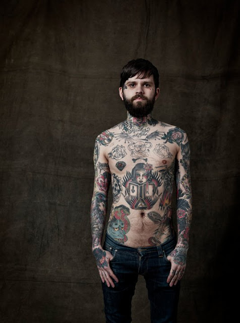 Online Dating as a Heavily Tattooed Woman